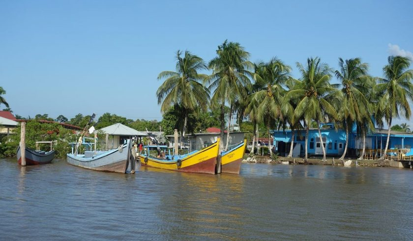 interesting facts about Suriname