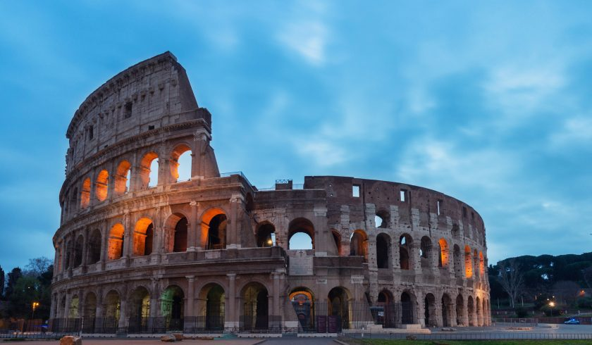 interesting facts about The Colosseum