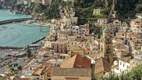 Facts about Amalfi Coast