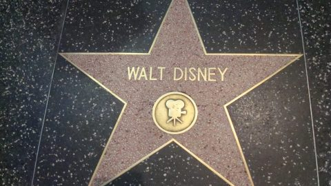 fun facts about Walt Disney