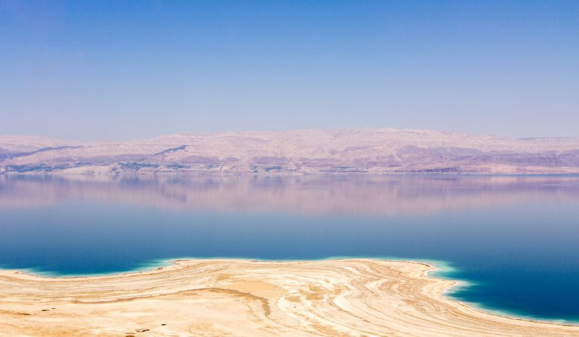 facts about the dead sea