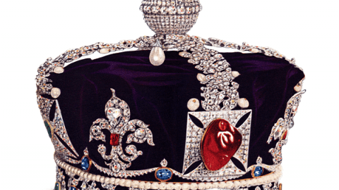 facts about the crown jewels uk
