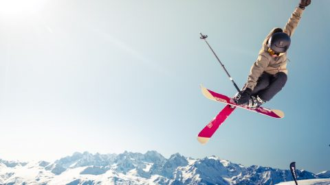 fun facts about skiing