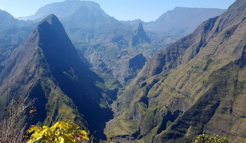 interesting facts about Reunion Island
