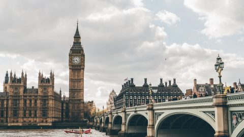 interesting facts about Great Britain