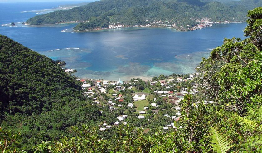 Interesting facts about American Samoa Pago Pago