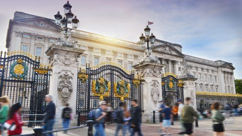 interesting facts about Buckingham Palace