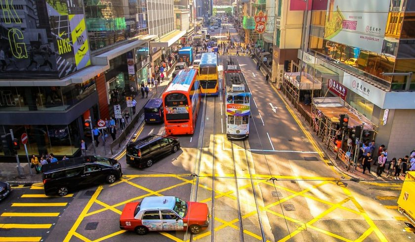 interesting facts about Hong Kong