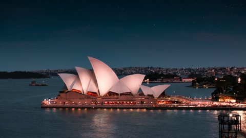 facts about Sydney Opera House