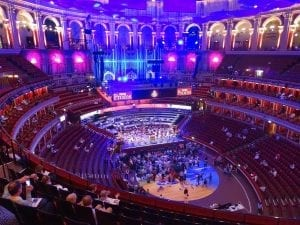 Facts about the Royal Albert Hall