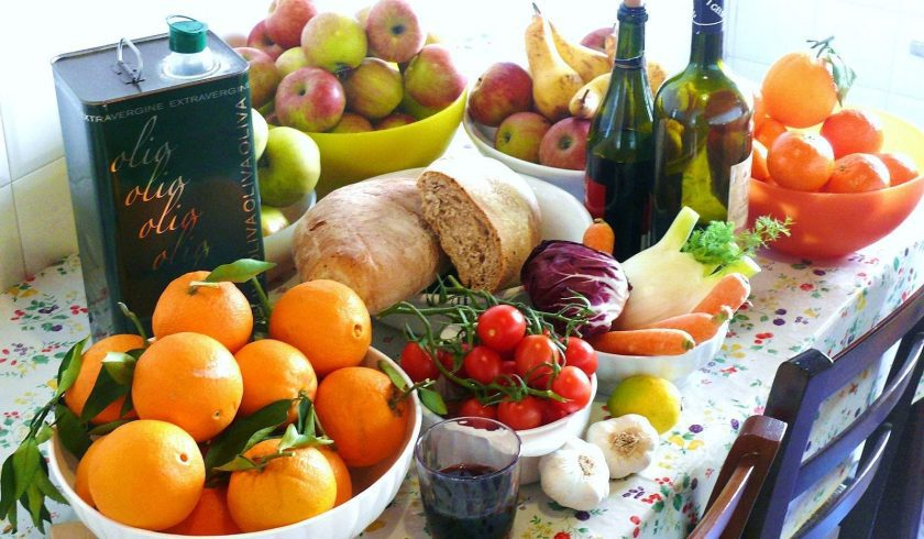 facts about mediterranean diet
