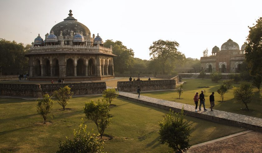 interesting facts about New Delhi