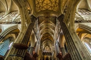 Interesting facts about Salisbury Cathedral