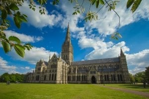 Salilsbury Cathedral Facts