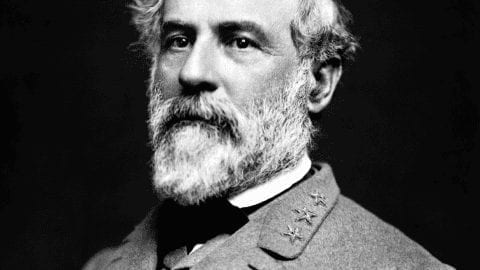 facts about General Robert E Lee