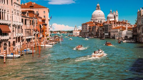 facts about Venice, Italy