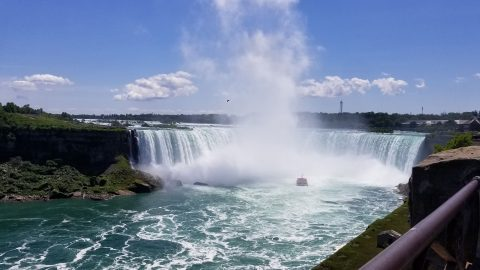 facts about the niagara falls