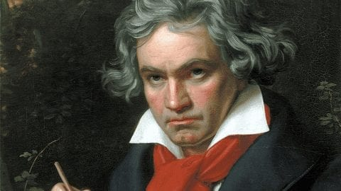 facts about Ludwig van Beethoven