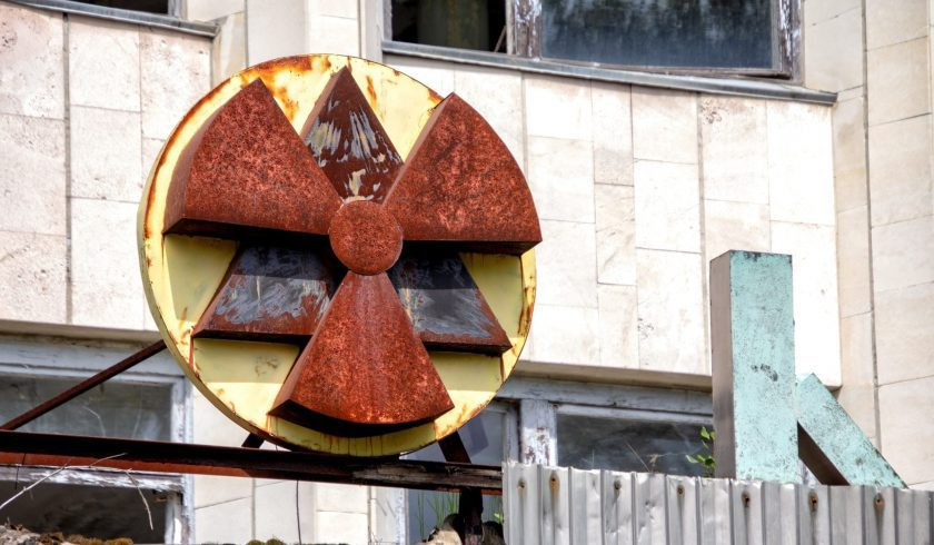 facts about Chernobyl
