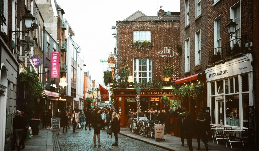 facts about Dublin