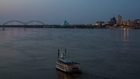 facts about the mississippi river