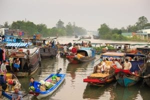 Facts about the Mekong