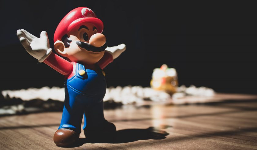 facts about super mario