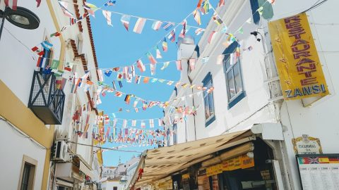 facts about the Algarve