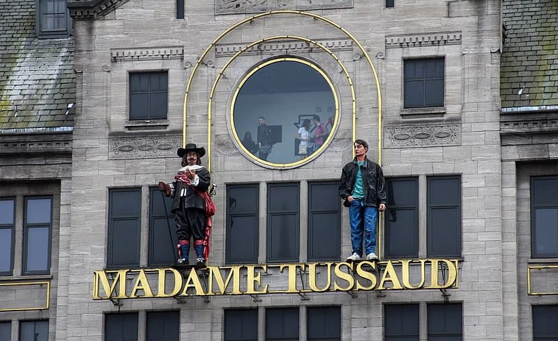 interesting facts about Madame Tussauds