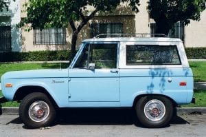 Facts about Ford Bronco