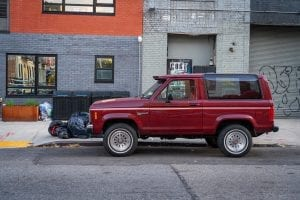 Facts about the Ford Bronco