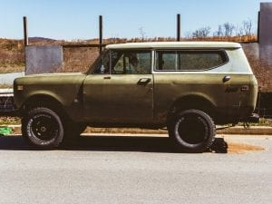 Fun facts about the Ford Bronco