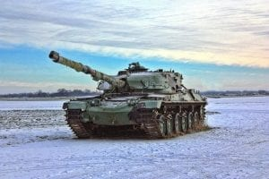 facts about Tanks