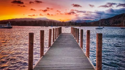 fun facts about the lake district
