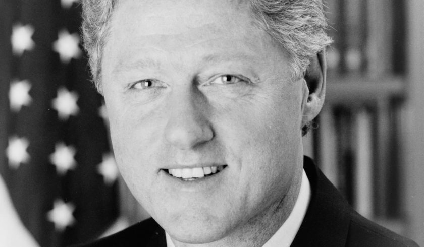 interesting facts about bill clinton