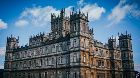 fun facts about downton abbey