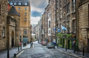 interesting facts about Edinburgh