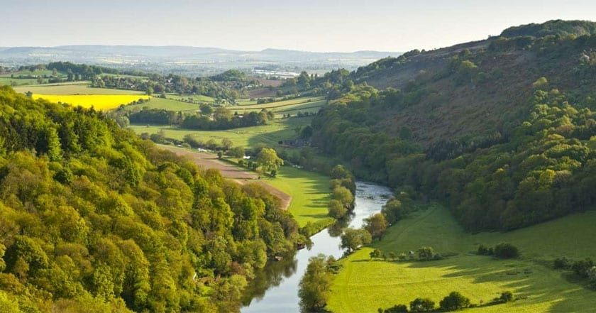 historical facts about herefordshire