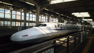 Interesting facts about the Bullet Train