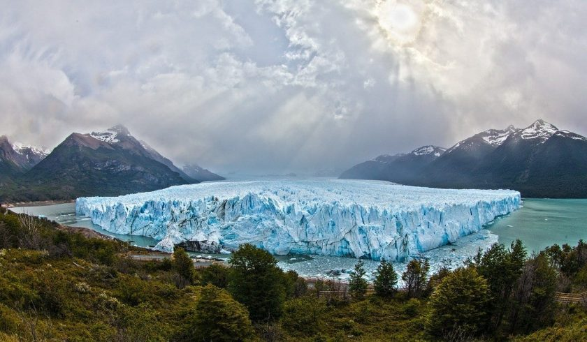 facts about glaciers