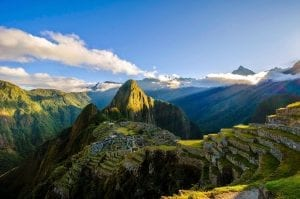 interesting facts about the Andes Mountains