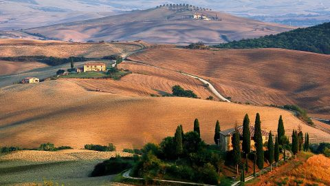 facts about tuscany