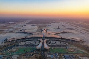 Facts about Beijing Airport Daxing