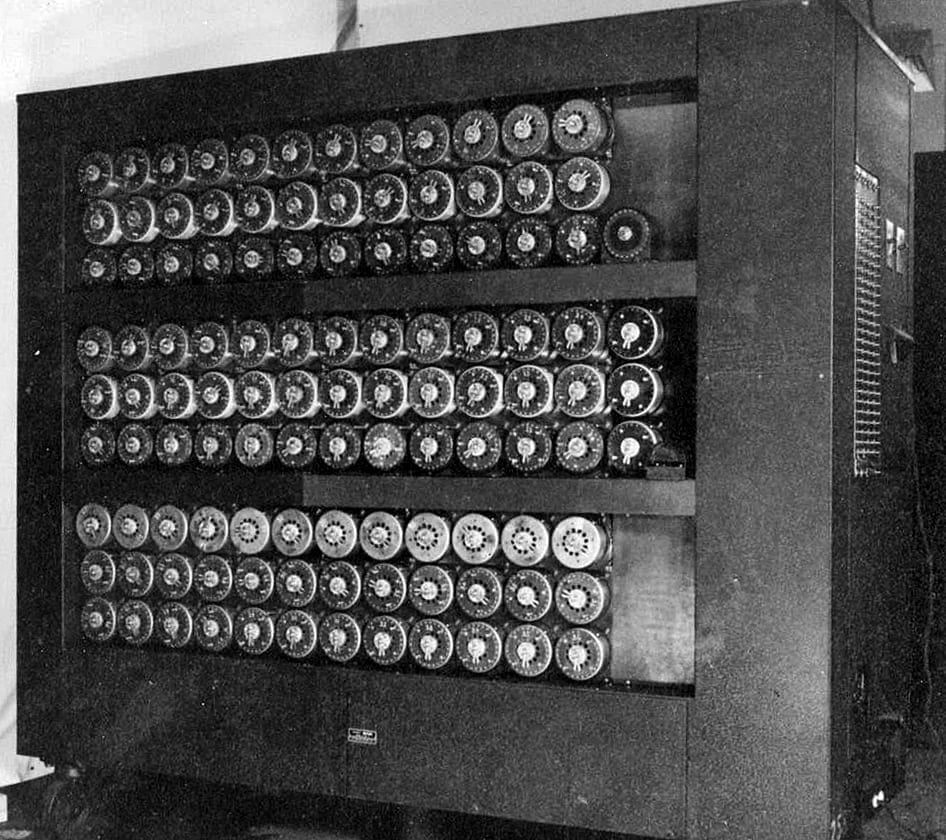 facts about Bletchley Park