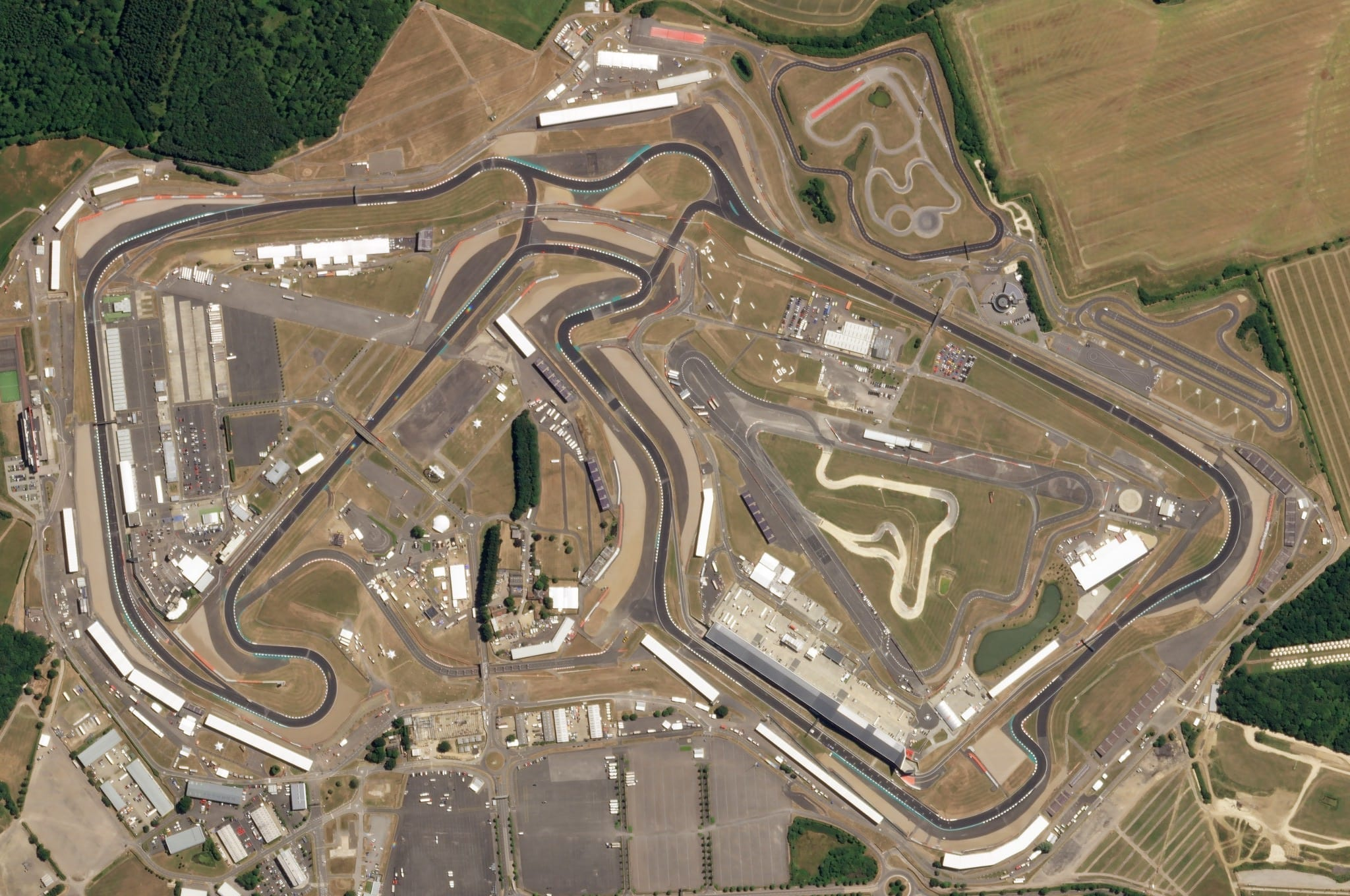 facts about Silverstone
