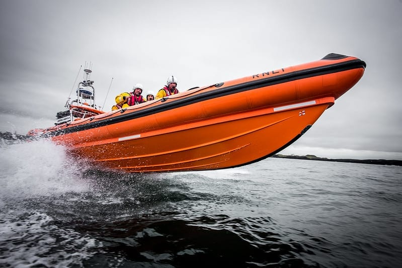 facts about the rnli