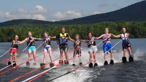 facts about water-skiing