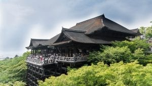 interesting facts about kyoto