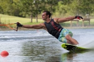 interesting facts about water skiing