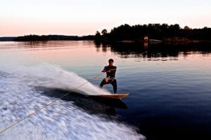waterskiing facts